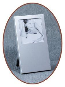 Aluminium Foto / Graveerlijst met As Traantje - FF002