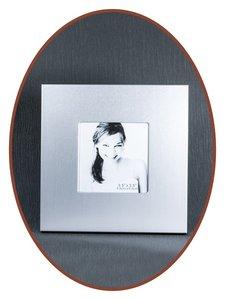 Aluminium Foto / Graveerlijst met As Traantje - FF004
