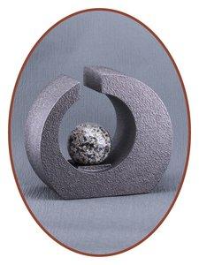 Mini Design As Urn 'Circle' - HM388