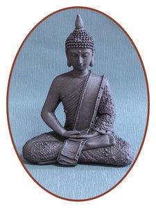 Midi Urn/ Memorybeeld Thai 'Buddha' 26cm - BU075A